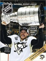 NHL Official Guide and Record Book 2017