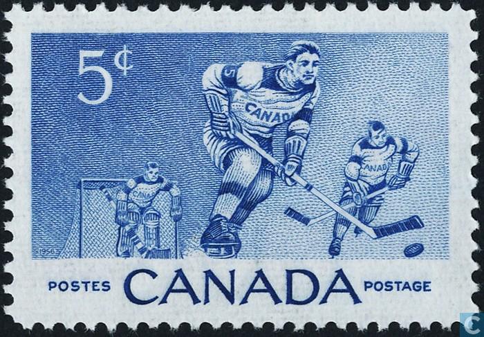 Stamp 1956