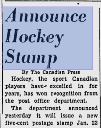 Stamp Headline