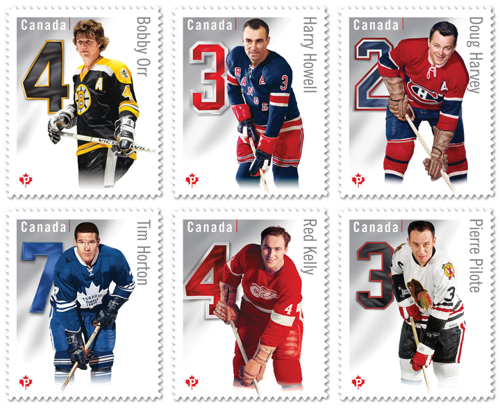 Stamps 2014