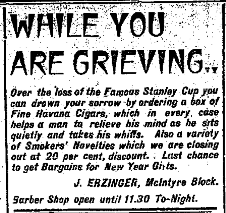 1896 Cup ad