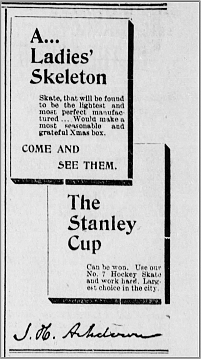 1897 Cup ad
