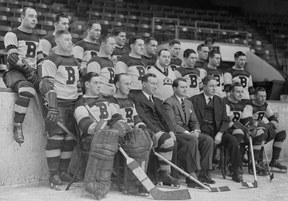 Bruins 1934-35