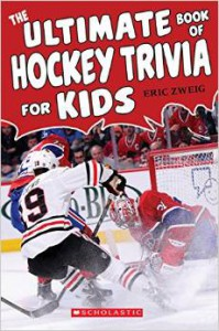 Ultimate Book of Hockey Trivia for Kids