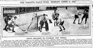 Leafs 1932